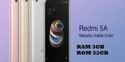 UPDATE: Xiaomi Redmi 5A Kini Ada Versi RAM 3 GB, Cek Harganya Deh