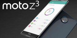 Motorola Moto Z3, Hape Ini Tampil dengan Desain Mahal dan Elegan