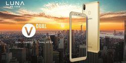 LUNA V Dual Cuma Rp 999 Ribu, Andalkan Dual Kamera, RAM 3GB dan Baterai Besar