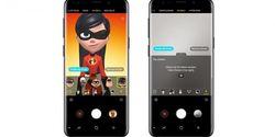 Samsung Tambahkan AR Emoji Baru bertema Incredibles 2, Unik Deh