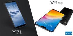 Perbandingan Spesifikasi Vivo V9 dan Vivo Y71, Harga Beda 2x Lipat
