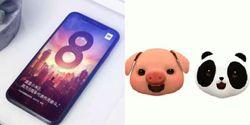 Xiaomi Mi 8 Pamerkan Animoji, Saingi iPhone X dan Samsung Galaxy S9?