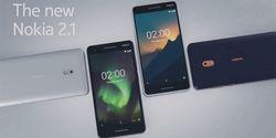 Spesifikasi Nokia 2.1, Usung Android Go Edition dengan Baterai Besar
