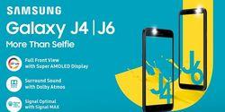 Yuk Intip Harga Samsung Galaxy J4 dan J6 yang Ngetren di Toko Online