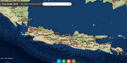 Cara Mudah Akses Peta Mudik Online dari Badan Informasi Geospasial