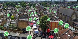 3 Cara Asik Manfaatkan WhatsApp saat Terjebak Kemacetan Mudik