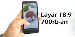 SPC L54 Optima, Hape Rp 800 Ribuan Pesaing Evercoss Xream 1 Pro
