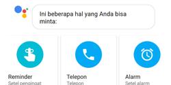 Asisten Google Bahasa Indonesia, Bisa Disuruh Pasang Alarm, Cari Restoran Hingga Humor