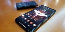 Foto-Foto Asus ROG Phone, Hape Game Terbaru yang Gahar Banget
