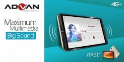 Spesifikasi Advan iTAB, Tablet RAM 2GB yang Dijual Rp 1 Jutaan