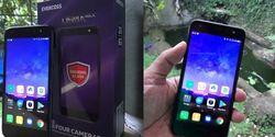 Harga Terbaru Evercoss U50A Max, Hape 4 Kamera yang Dijual Murah