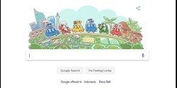 Google Doodle Bertema Mudik Lebaran, Ini yang Terjadi Jika Kamu Klik