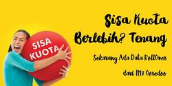 Manfaat Data ROLLOVER Indosat, Nggak Takut Lagi Beli Kuota Besar