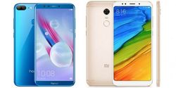 Pilih Hape 2 Jutaan, Honor 9 Lite atau Xiaomi Redmi 5 Plus?