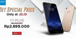 Vivo V5 Plus Versi Harga Murah Cuma Rp 2 Jutaan Ditawarkan JD.ID