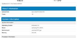 Android Go Merek Samsung Muncul di Geekbench, Apakah Dijual Murah?