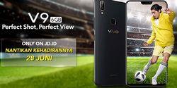 Vivo V9 RAM 6GB Dijual Khusus di JD.ID Tanggal 28 Juni, Catat!