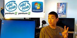 PC Pentium III Jadul Dipaksa Pakai Windows 7 Bisa, Tapi Ini Resikonya