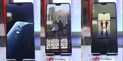 Huawei P20 Resmi Masuk Indonesia, Andalkan 3 Kamera Leica Ini Plusnya