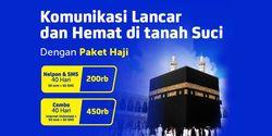 Jelang Musim Haji, XL Beri Paket Internet Haji Tarif Rp 350 Ribu