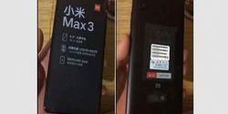Bocoran Xiaomi Mi Max 3, Punya Baterai 5.500 mAh dan Layar 6.9 Inci