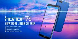 Honor 7S Akan Dijual Lewat Flash Sale 11 Juli Seharga Rp 1,5 juta