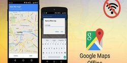Google Maps Offline, Jalan-jalan Tanpa Internet Tanpa Nyasar