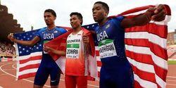 Inikah Real Akun Instagram Lalu Muhammad Zohri? Atlet Lari Kebanggaan Negeri