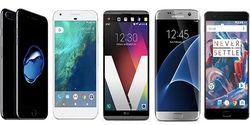 7 Smartphone Paling Hits di GSM Arena Pada Minggu 3 Bulan Juli 2018