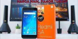 Banderol Xiaomi Redmi 5A Naik, Harga Hape Ini jadi Lebih Murah