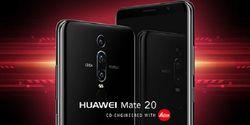 Huawei Mate 20 Lite Disinyalir Bakal Hadir dengan Dua Varian