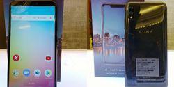 Spesifikasi Lengkap LUNA X Prime, Jagokan AR Emoji dan Wireless Charger