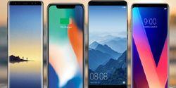Daftar 5 Peringkat Smartphone Terbaik di Pasar Terbesar Kedua Dunia