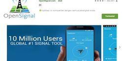 Open Signal, Apps Tunjukkan Tempat Buat Tingkatkan Kecepatan Internet