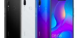 Foto-Foto Detil Huawei Nova 3i, Hape 4 Kamera yang Dijual Rp 4,2 Juta