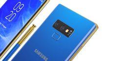 Bocoran Casing Galaxy Note 9 Ungkap Betapa Elegannya Produk Ini