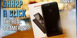 Spesifikasi Sharp A Click, Hape 4 Kamera yang Dijual Cuma Rp 2,3 Juta
