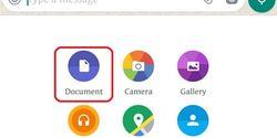 7 Langkah Mudah Mudah Kirimkan Foto Ukuran Asli Pakai WhatsApp