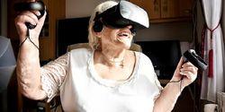 Teknologi Virtual Ini Kembalikan Mimpi Nenek 80 Tahun yang Lama Sakit