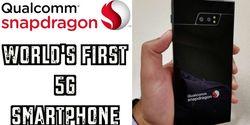 Ini Dia Ponsel 5G Pertama di Dunia yang Siap Dipakai, Resmi Diumumkan