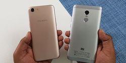 Perbandingan Oppo A83 dan Xiaomi Redmi 5 Harga Rp 1 Jutaan, Bagus Mana?