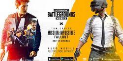 Kini Ada Nuansa Film Mission Impossible Fallout di Game PUBG Mobile