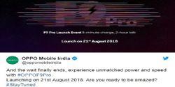 Oppo F9 Pro Segera Rilis, Video Teaser Perangkatnya Sudah Beredar
