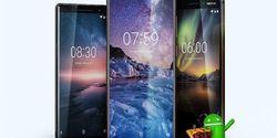 Semua Smartphone Nokia Akan Kebagian Android Pie, Dikonfirmasi HMD Global