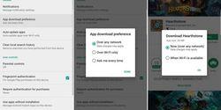 Google Play Store Kini Beri 3 Pilihan Untuk Download Aplikasi