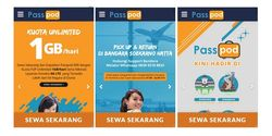 Ingin Eksis Internetan Saat Traveling ke Luar Negeri, Cukup Sewa Modem 4G