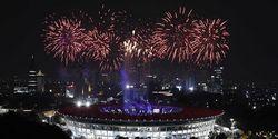 Opening Ceremony Asian Games 2018 Jadi Trending Topic di Twitter Semalam
