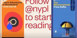 Tingkatkan Minat Baca dengan 'Membawa Perpustakaan' ke Instagram