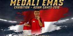 Game Clash Royale Antar Indonesia Rebut Medali Emas Asian Games