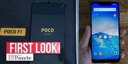 Xiaomi India Jual 68 Ribu Unit Pocophone F1 Hanya Hitungan Menit
